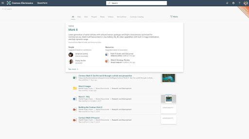 SharePoint Syntex ist jetzt verfügbar