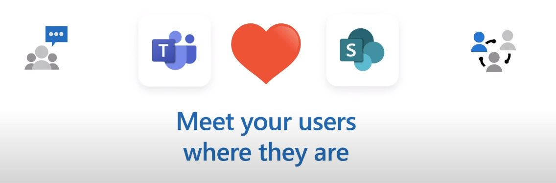 Meet Your Users Where They Are
