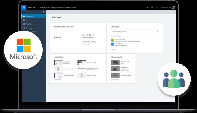 Kunden und Partner Portal Impactory